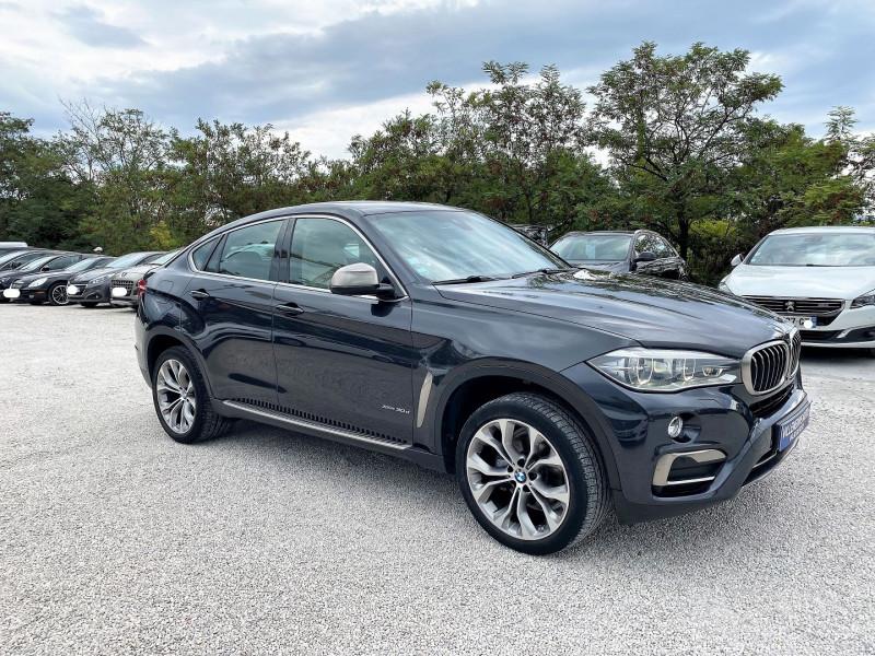 Photo 5 de l'offre de BMW X6 (F16) XDRIVE 30DA 258CH EXCLUSIVE à 37500€ chez Villeneuve Auto