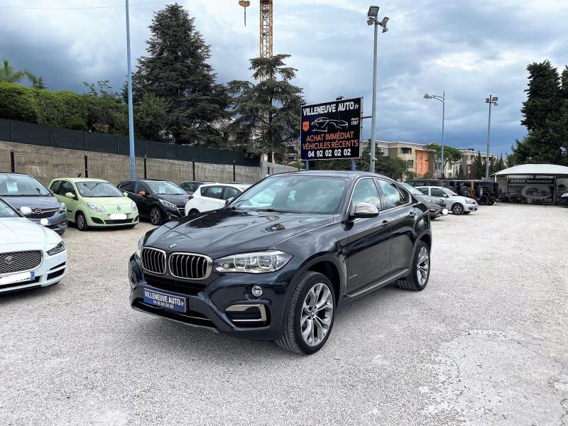 Photo 2 de l'offre de BMW X6 (F16) XDRIVE 30DA 258CH EXCLUSIVE à 37500€ chez Villeneuve Auto