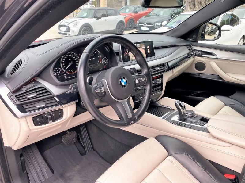 Photo 3 de l'offre de BMW X6 (F16) XDRIVE 30DA 258CH EXCLUSIVE à 37500€ chez Villeneuve Auto