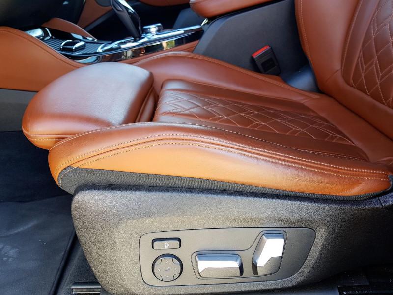 Photo 6 de l'offre de BMW X4 (G02) XDRIVE25D 231CH M SPORT X EURO6C à 54900€ chez Villeneuve Auto