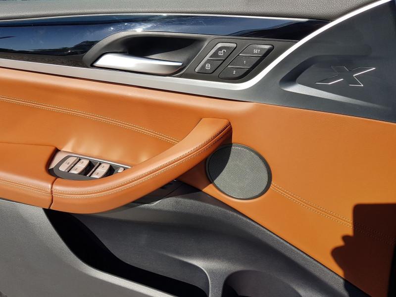 Photo 4 de l'offre de BMW X4 (G02) XDRIVE25D 231CH M SPORT X EURO6C à 54900€ chez Villeneuve Auto