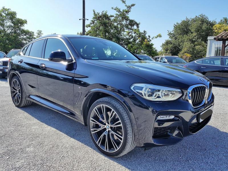 Photo 3 de l'offre de BMW X4 (G02) XDRIVE25D 231CH M SPORT X EURO6C à 54900€ chez Villeneuve Auto