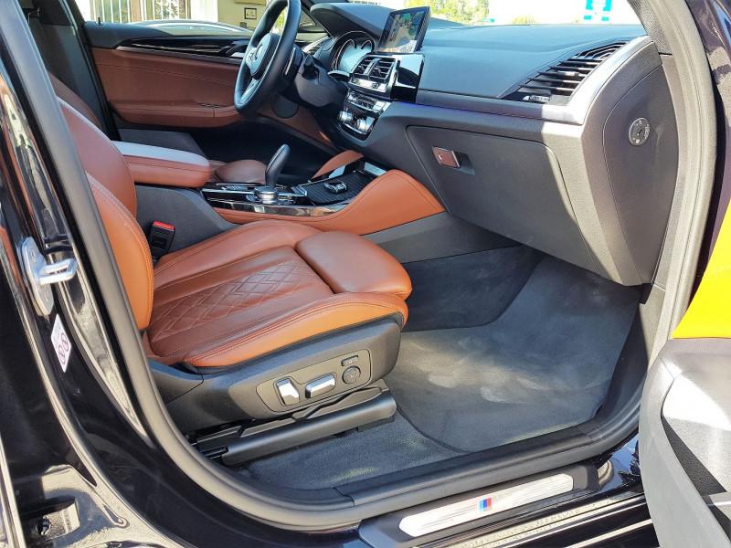 Photo 10 de l'offre de BMW X4 (G02) XDRIVE25D 231CH M SPORT X EURO6C à 54900€ chez Villeneuve Auto