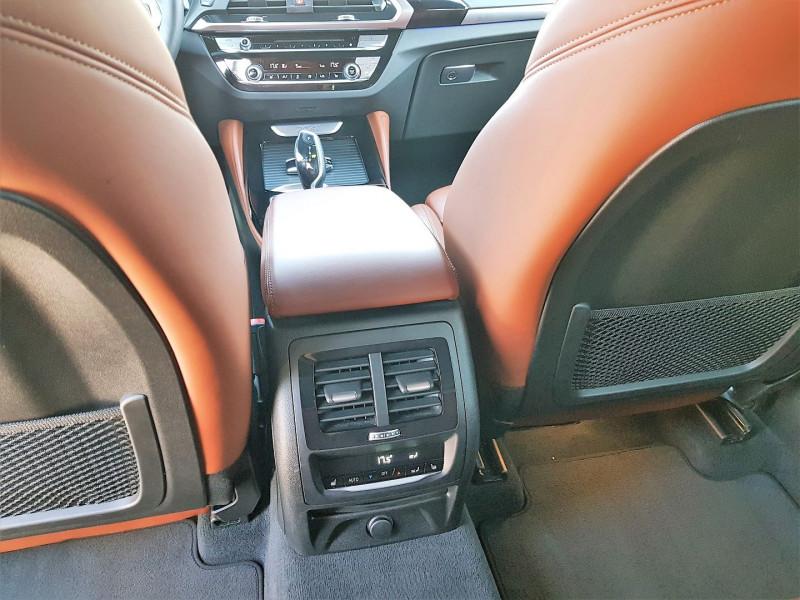 Photo 8 de l'offre de BMW X4 (G02) XDRIVE25D 231CH M SPORT X EURO6C à 54900€ chez Villeneuve Auto
