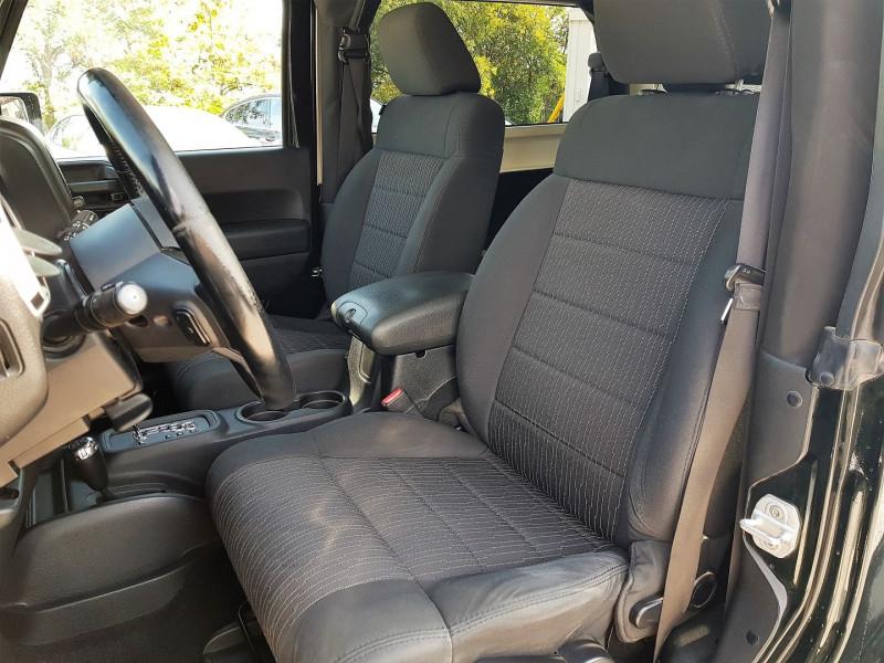 Photo 5 de l'offre de JEEP WRANGLER 2.8 CRD 200 FAP SAHARA BVA à 32900€ chez Villeneuve Auto