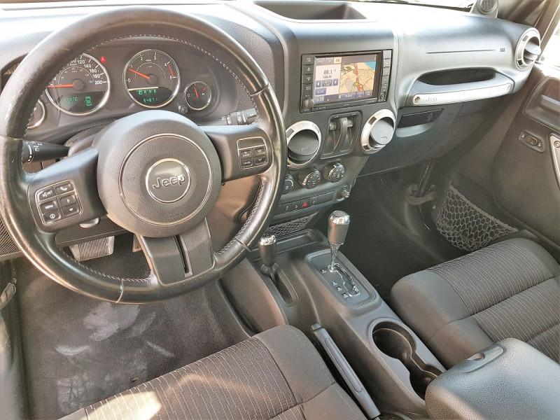 Photo 3 de l'offre de JEEP WRANGLER 2.8 CRD 200 FAP SAHARA BVA à 32900€ chez Villeneuve Auto