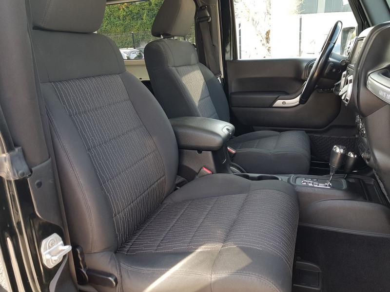 Photo 7 de l'offre de JEEP WRANGLER 2.8 CRD 200 FAP SAHARA BVA à 32900€ chez Villeneuve Auto