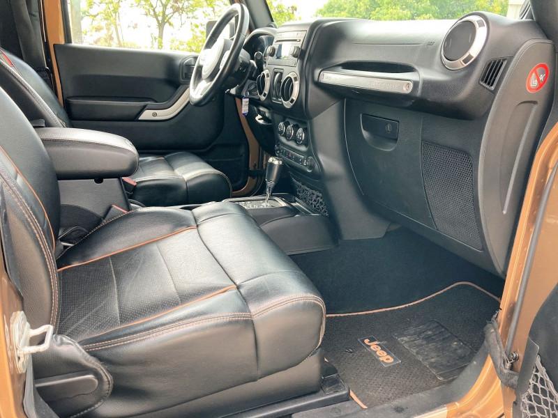 Photo 6 de l'offre de JEEP WRANGLER 2.8 CRD200 FAP 70EME ANNIV BA à 26900€ chez Villeneuve Auto