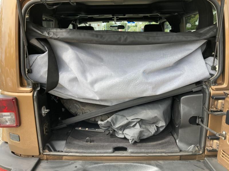Photo 7 de l'offre de JEEP WRANGLER 2.8 CRD200 FAP 70EME ANNIV BA à 26900€ chez Villeneuve Auto