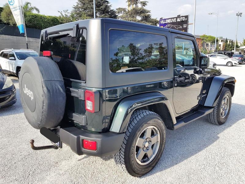 Photo 11 de l'offre de JEEP WRANGLER 2.8 CRD 200 FAP SAHARA BVA à 32900€ chez Villeneuve Auto