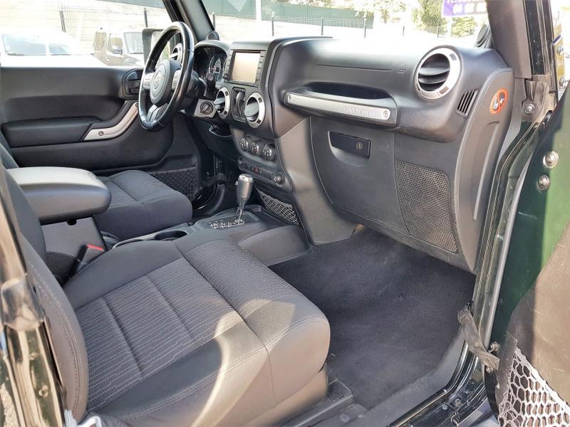 Photo 6 de l'offre de JEEP WRANGLER 2.8 CRD 200 FAP SAHARA BVA à 32900€ chez Villeneuve Auto