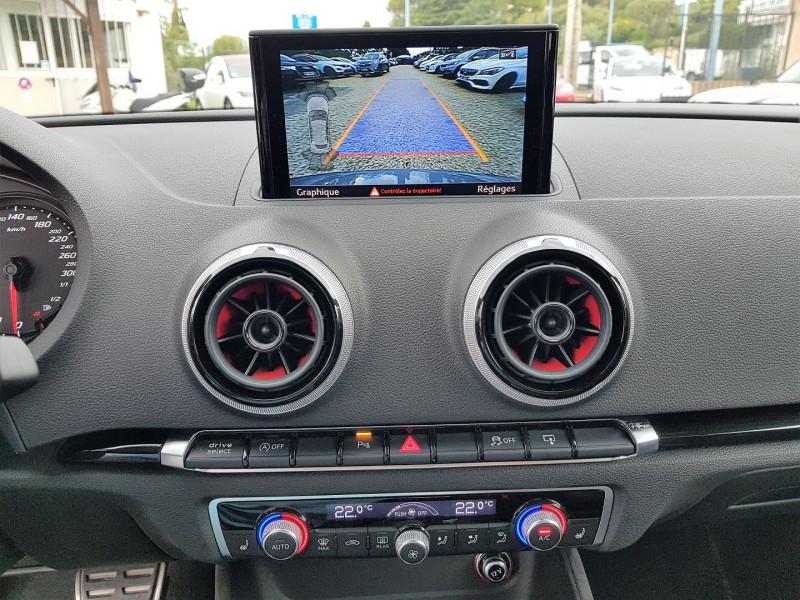 Photo 11 de l'offre de AUDI RS3 SPORTBACK 2.5 TFSI 367CH QUATTRO S TRONIC 7 à 44900€ chez Villeneuve Auto