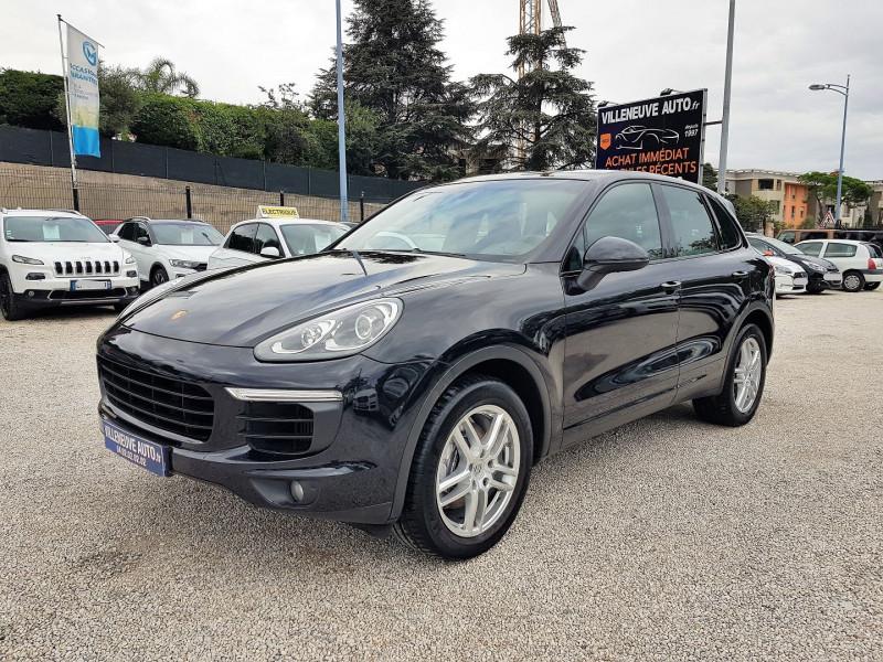 Porsche CAYENNE (958) 3.0 262CH DIESEL Diesel NOIR Occasion à vendre