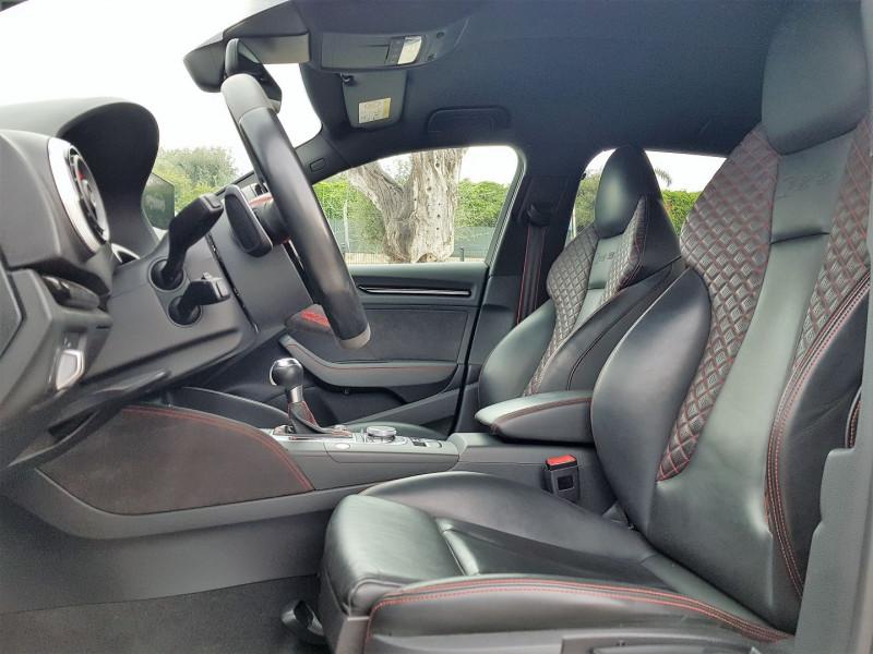 Photo 10 de l'offre de AUDI RS3 SPORTBACK 2.5 TFSI 367CH QUATTRO S TRONIC 7 à 44900€ chez Villeneuve Auto