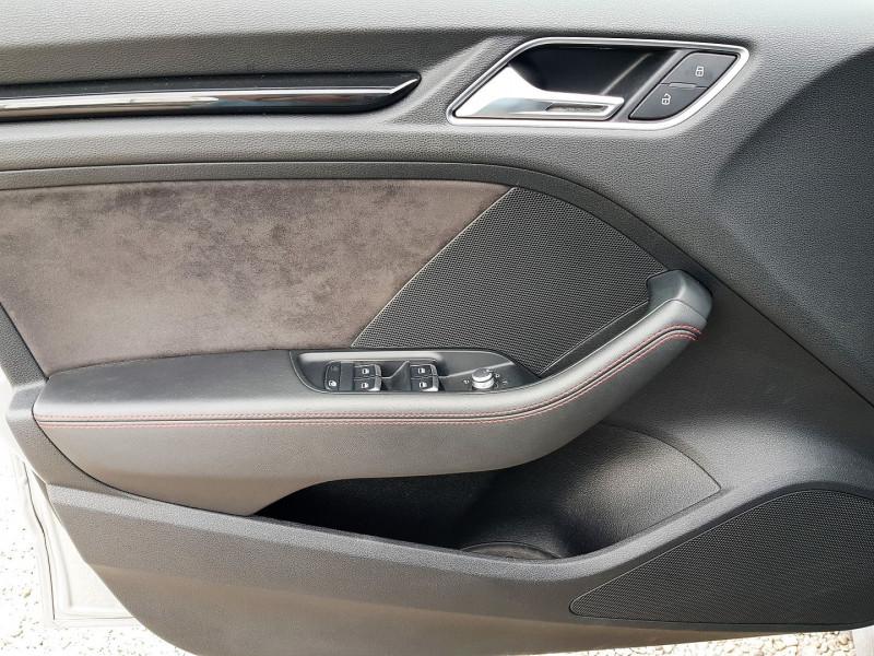 Photo 9 de l'offre de AUDI RS3 SPORTBACK 2.5 TFSI 367CH QUATTRO S TRONIC 7 à 44900€ chez Villeneuve Auto