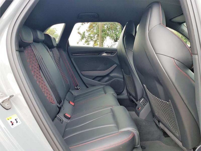 Photo 8 de l'offre de AUDI RS3 SPORTBACK 2.5 TFSI 367CH QUATTRO S TRONIC 7 à 44900€ chez Villeneuve Auto