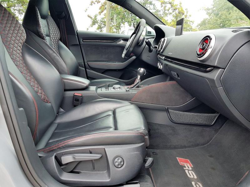 Photo 7 de l'offre de AUDI RS3 SPORTBACK 2.5 TFSI 367CH QUATTRO S TRONIC 7 à 44900€ chez Villeneuve Auto