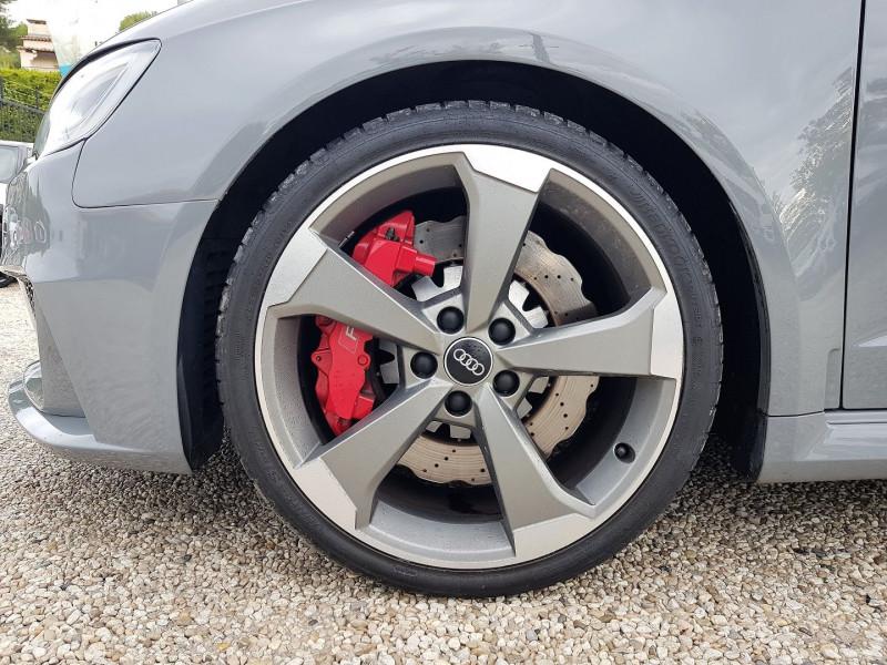 Photo 12 de l'offre de AUDI RS3 SPORTBACK 2.5 TFSI 367CH QUATTRO S TRONIC 7 à 44900€ chez Villeneuve Auto