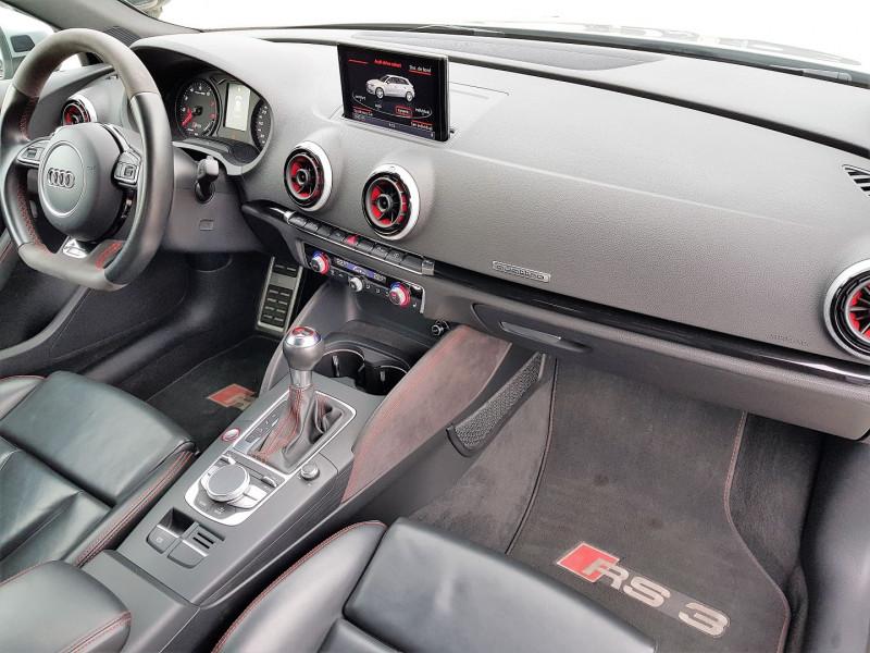 Photo 5 de l'offre de AUDI RS3 SPORTBACK 2.5 TFSI 367CH QUATTRO S TRONIC 7 à 44900€ chez Villeneuve Auto