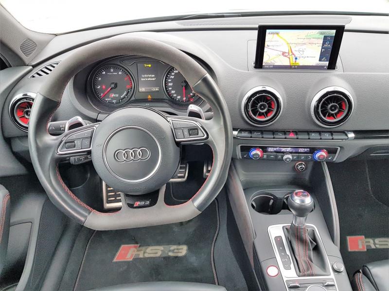 Photo 2 de l'offre de AUDI RS3 SPORTBACK 2.5 TFSI 367CH QUATTRO S TRONIC 7 à 44900€ chez Villeneuve Auto