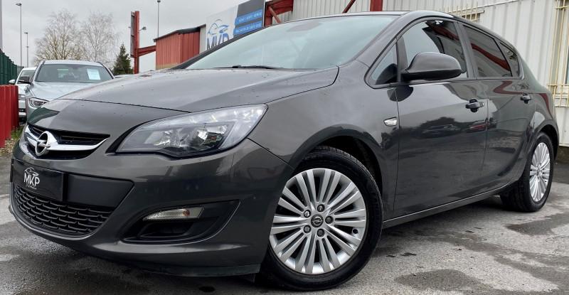 Opel ASTRA 1.7 CDTI 110CH FAP EDITION ECOFLEX START&STOP Diesel GRIS ASTÉROÏDE NA Occasion à vendre