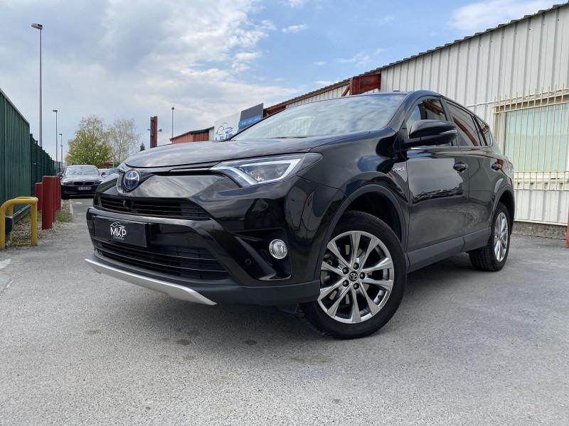 Toyota RAV4 197 HYBRIDE LOUNGE AWD CVT Hybride BRUN HAVANE MÉT Occasion à vendre