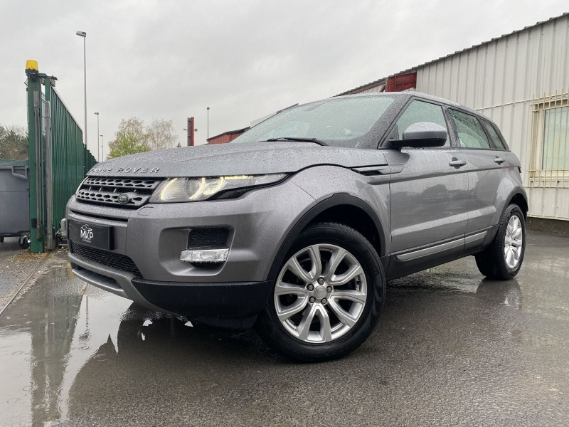Land-Rover EVOQUE 2.2 ED4 PURE PACK TECH PURE 4X2 MARK I Diesel GRIS ORKNEY MÉTA Occasion à vendre