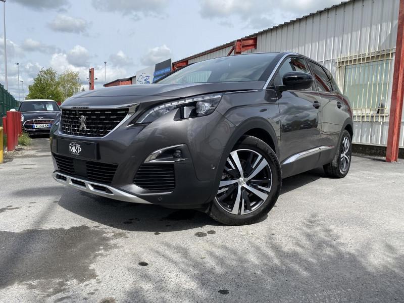 Peugeot 3008 2.0 BLUEHDI 150CH GT LINE S&S Diesel GRIS PLATINIUM (M) Occasion à vendre