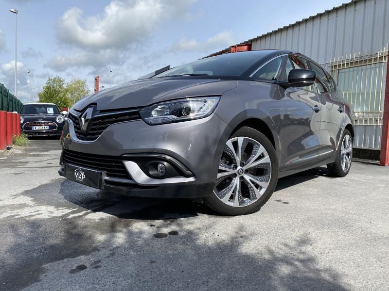 Renault SCENIC IV 1.2 TCE 130CH ENERGY INTENS Essence GRIS CASSIOPÉE M Occasion à vendre