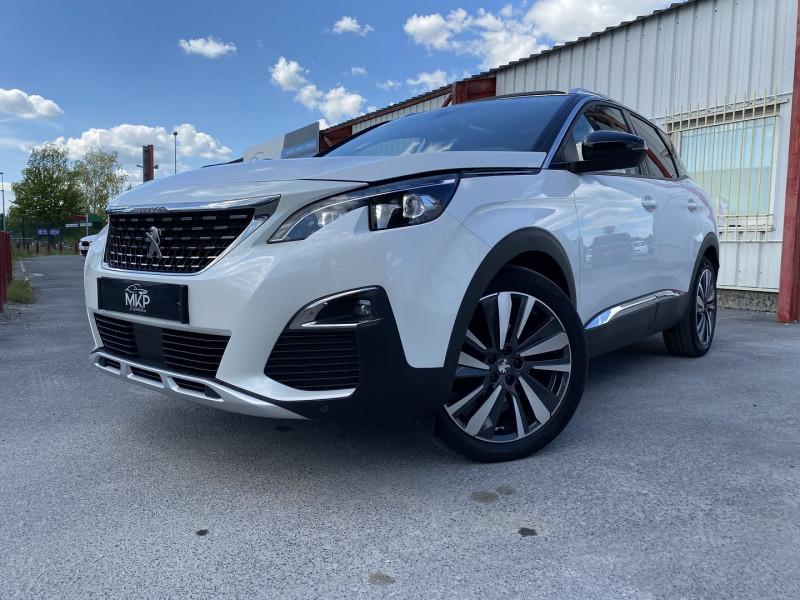 Peugeot 3008 1.5 BLUEHDI 130CH E6.C ALLURE BUSINESS S&S EAT8 Diesel BLANC Occasion à vendre