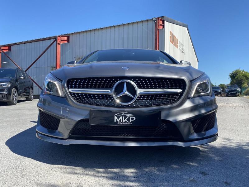 Photo 12 de l'offre de MERCEDES-BENZ CLA (C117) 180 122CH AMG LINE 7G-DCT à 21490€ chez MKP Distribution