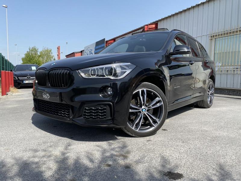 Bmw X1 (F48) SDRIVE20D 190CH M SPORT Diesel NOIR Occasion à vendre