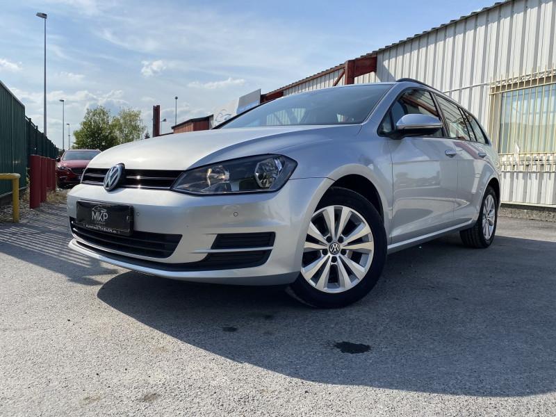 Volkswagen GOLF VII SW 1.6 TDI 110CH BLUEMOTION TECHNOLOGY FAP CONFORTLINE Diesel GRIS Occasion à vendre