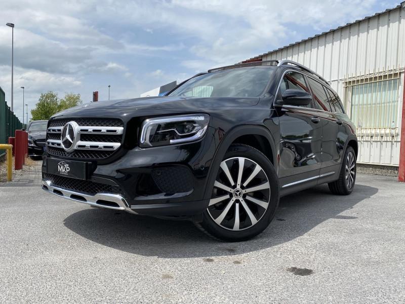Mercedes-Benz GLB 200D 150CH PROGRESSIVE LINE 8G DCT Diesel NOIR COSMOS MÉTAL Occasion à vendre