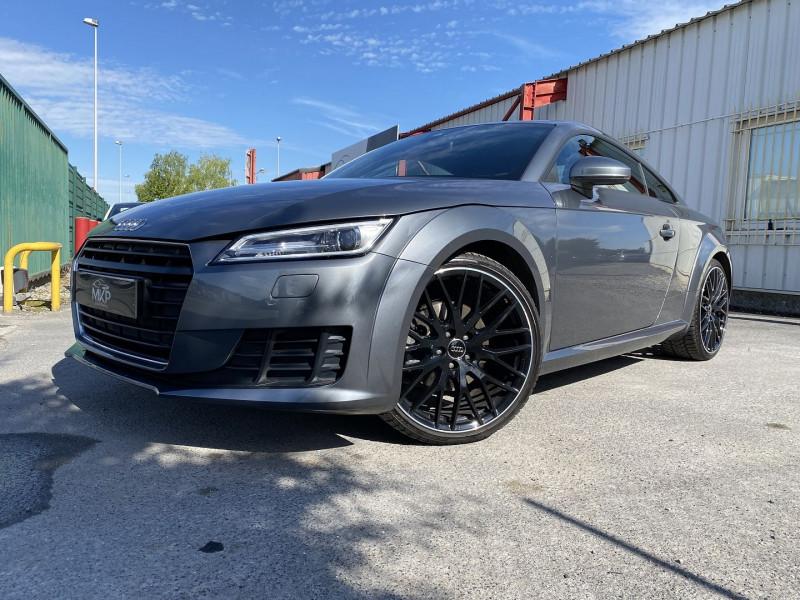 Audi TT 2.0 TFSI 230CH Essence GRIS Occasion à vendre