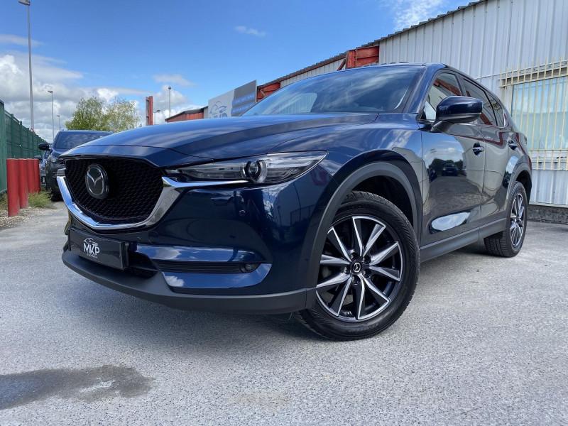 Mazda CX-5 2.2 SKYACTIV-D 175 SELECTION 4X4 Diesel BLEU Occasion à vendre