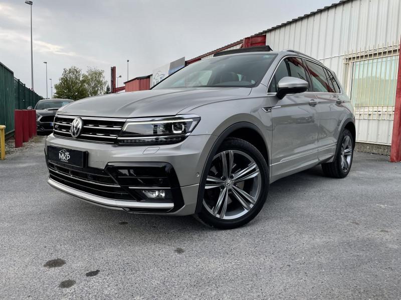 Volkswagen TIGUAN 2.0 BI-TDI 240CH BLUEMOTION TECHNOLOGY CARAT EXCLUSIVE 4MOTION DSG7 Diesel GRIS Occasion à vendre