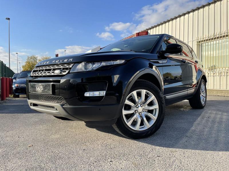 Land-Rover EVOQUE 2.2 TD4 PURE PACK TECH PURE BVA MARK I Diesel NOIR Occasion à vendre