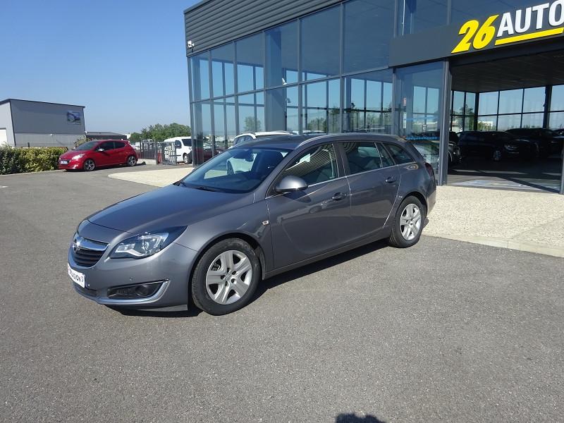 Opel INSIGNIA SP TOURER 1.6 CDTI 136CH ECOFLEX BUSINESS EDITION Diesel GRIS COSMIQUE Occasion à vendre