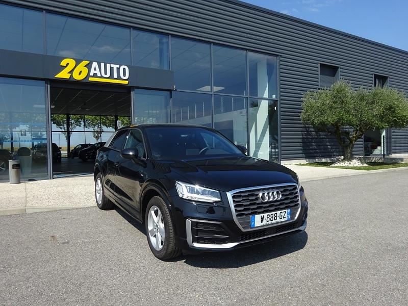 Audi Q2 2.0 TDI 150CH QUATTRO S TRONIC 7 Diesel NOIR MYTHIC Occasion à vendre