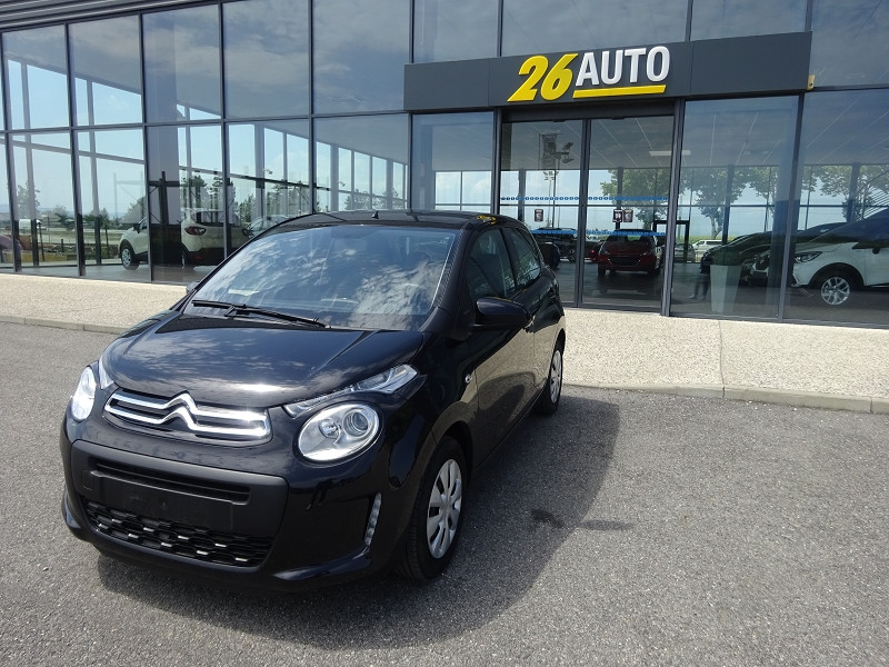 Photo 1 de l'offre de CITROEN C1 VTI 72 FEEL 5P à 9990€ chez 26 AUTO
