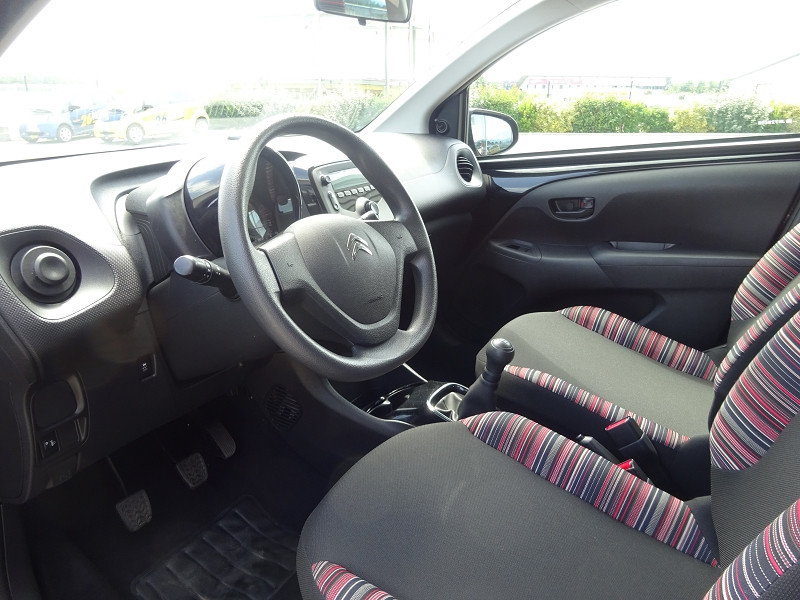 Photo 6 de l'offre de CITROEN C1 VTI 72 FEEL 5P à 9990€ chez 26 AUTO