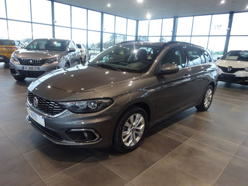 Fiat TIPO SW 1.6 MULTIJET 120CH EASY S/S Diesel GRIS COLOSSEO Occasion à vendre