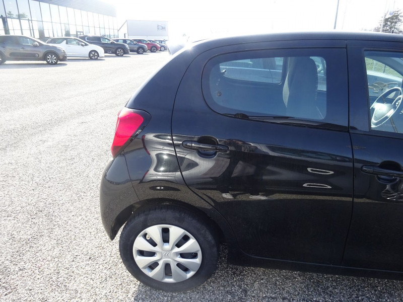 Photo 21 de l'offre de CITROEN C1 VTI 72 FEEL 5P à 9990€ chez 26 AUTO