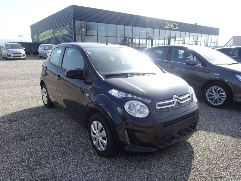 Photo 12 de l'offre de CITROEN C1 VTI 72 FEEL 5P à 9990€ chez 26 AUTO