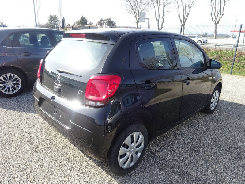 Photo 14 de l'offre de CITROEN C1 VTI 72 FEEL 5P à 9990€ chez 26 AUTO