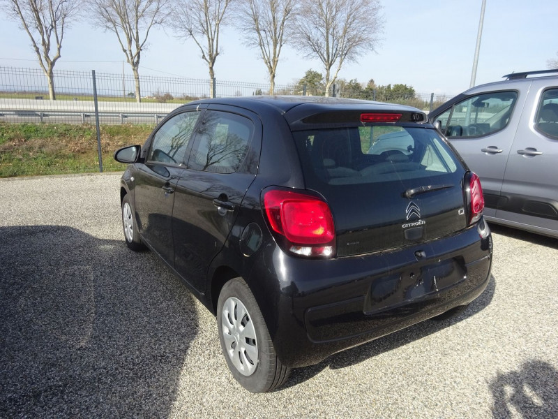 Photo 16 de l'offre de CITROEN C1 VTI 72 FEEL 5P à 9990€ chez 26 AUTO