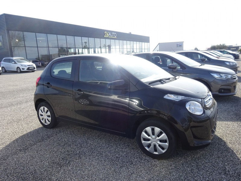 Photo 13 de l'offre de CITROEN C1 VTI 72 FEEL 5P à 9990€ chez 26 AUTO