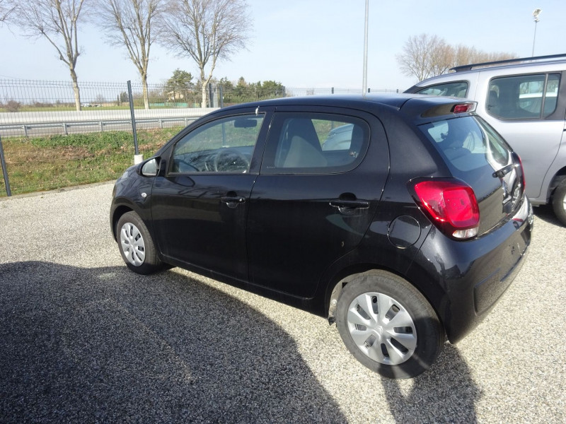 Photo 17 de l'offre de CITROEN C1 VTI 72 FEEL 5P à 9990€ chez 26 AUTO