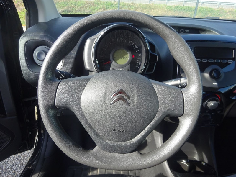 Photo 31 de l'offre de CITROEN C1 VTI 72 FEEL 5P à 9990€ chez 26 AUTO